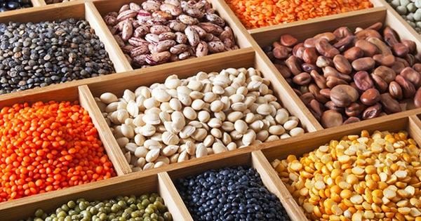 Vitamin và chất khoáng trong Đậu tương - Đỗ răng ngựa - Đỗ xanh