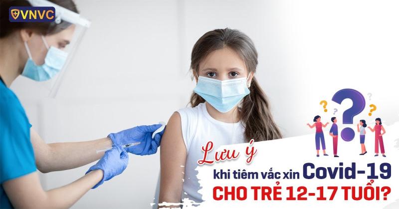 Những điều cần biết về vaccine COVID-19 cho trẻ em